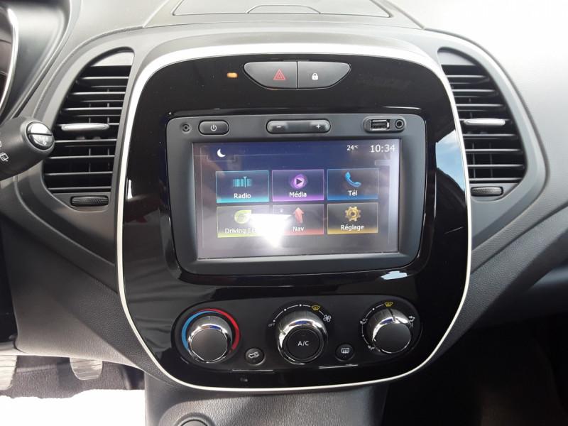 Photo 7 de l'offre de RENAULT CAPTUR TCe 90 E6C Business à 13900€ chez Centrale Auto Marché Mussidan