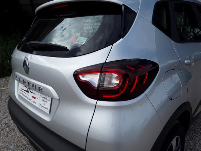 Photo 10 de l'offre de RENAULT CAPTUR TCe 90 E6C Business à 13900€ chez Centrale Auto Marché Mussidan