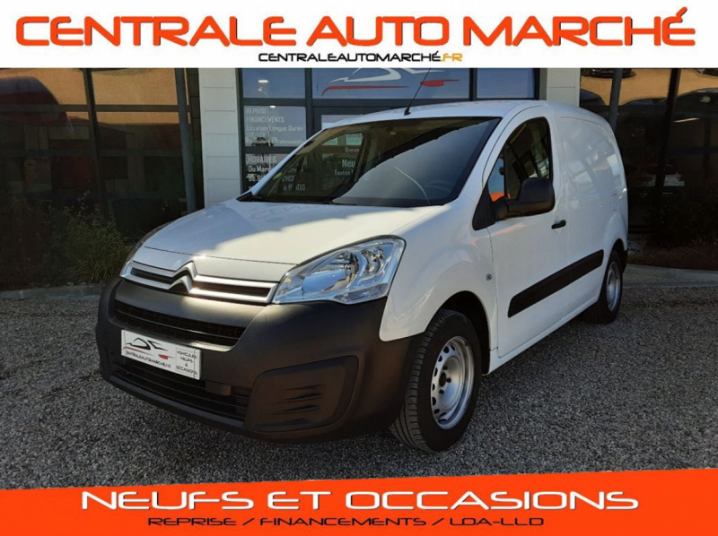 Citroen BERLINGO M BLUEHDI 120 SetS BVM6 CLUB Diesel  Occasion à vendre