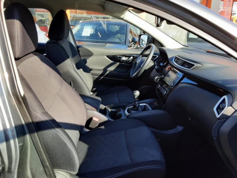 Photo 5 de l'offre de NISSAN QASHQAI 1.5 dCi 110 Business Edition à 15900€ chez Centrale Auto Marché Mussidan