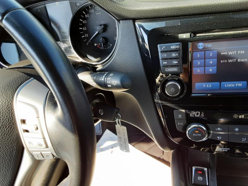 Photo 28 de l'offre de NISSAN QASHQAI 1.5 dCi 110 Business Edition à 15900€ chez Centrale Auto Marché Mussidan