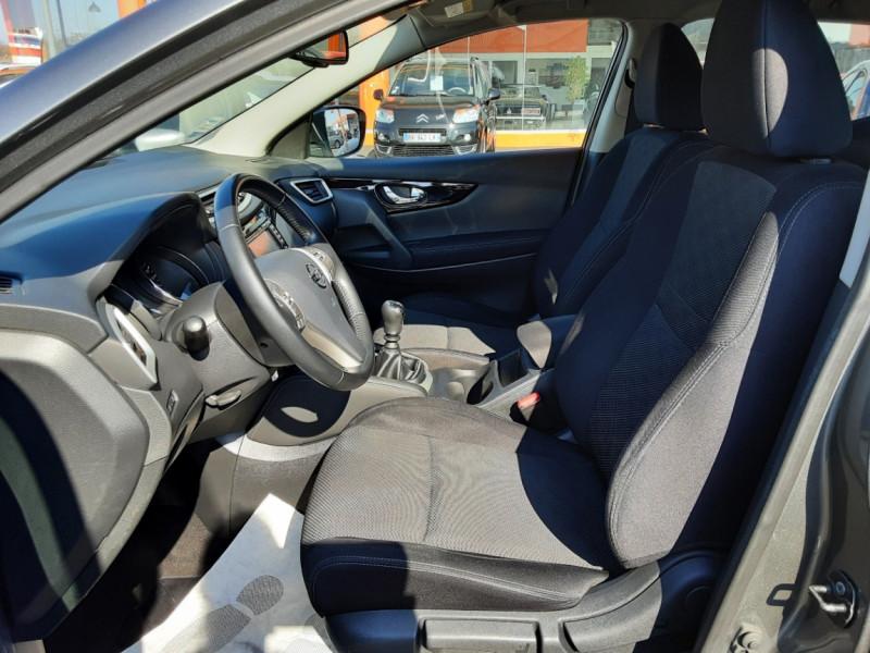 Photo 43 de l'offre de NISSAN QASHQAI 1.5 dCi 110 Business Edition à 15900€ chez Centrale Auto Marché Mussidan