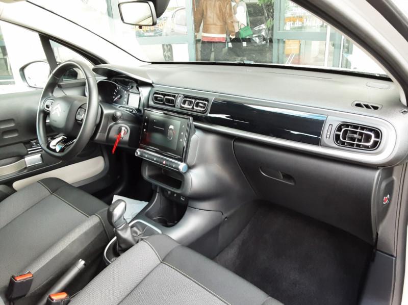 Photo 27 de l'offre de CITROEN C3 BlueHDi 100 SetS Shine Business à 13900€ chez Centrale Auto Marché Mussidan