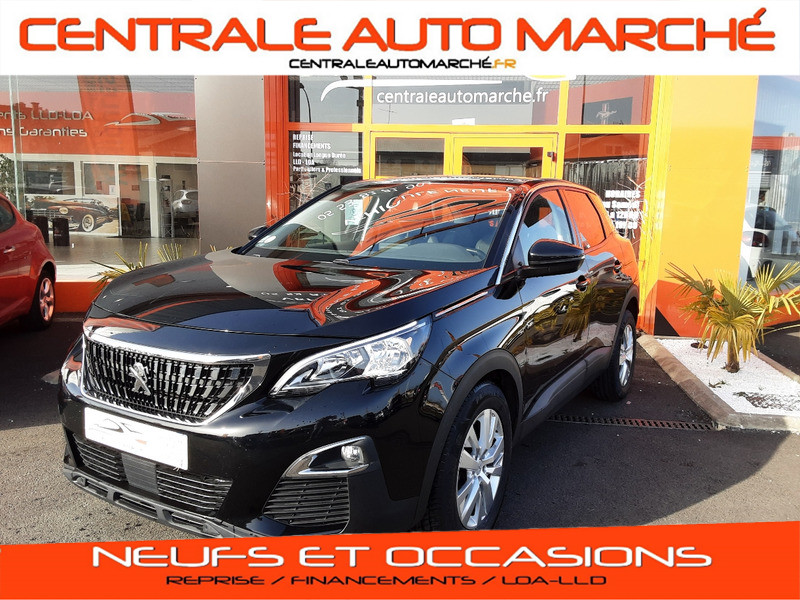 Peugeot 3008 BlueHDi 130ch SetS EAT8 Active Business Diesel  Occasion à vendre