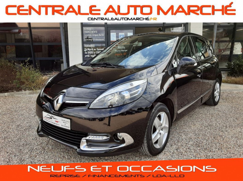 Renault SCENIC dCi 110 Energy eco2 Business Diesel  Occasion à vendre