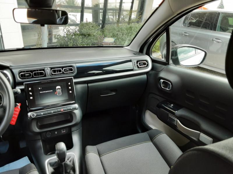 Photo 35 de l'offre de CITROEN C3 BlueHDi 100 SetS Shine Business à 13900€ chez Centrale Auto Marché Mussidan