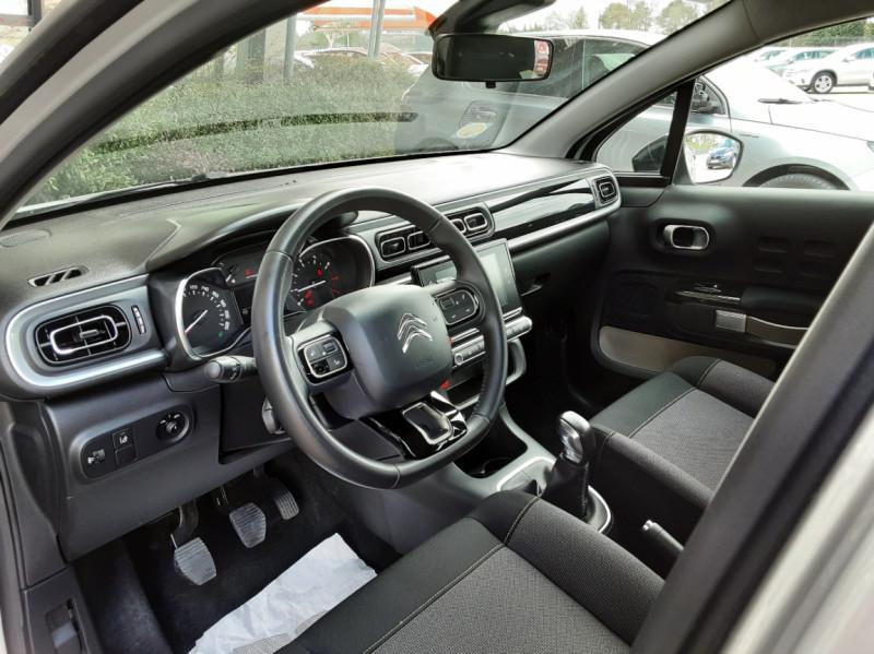 Photo 18 de l'offre de CITROEN C3 BlueHDi 100 SetS Shine Business à 13900€ chez Centrale Auto Marché Mussidan