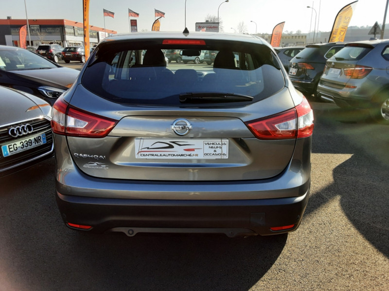 Photo 38 de l'offre de NISSAN QASHQAI 1.5 dCi 110 Business Edition à 15900€ chez Centrale Auto Marché Mussidan