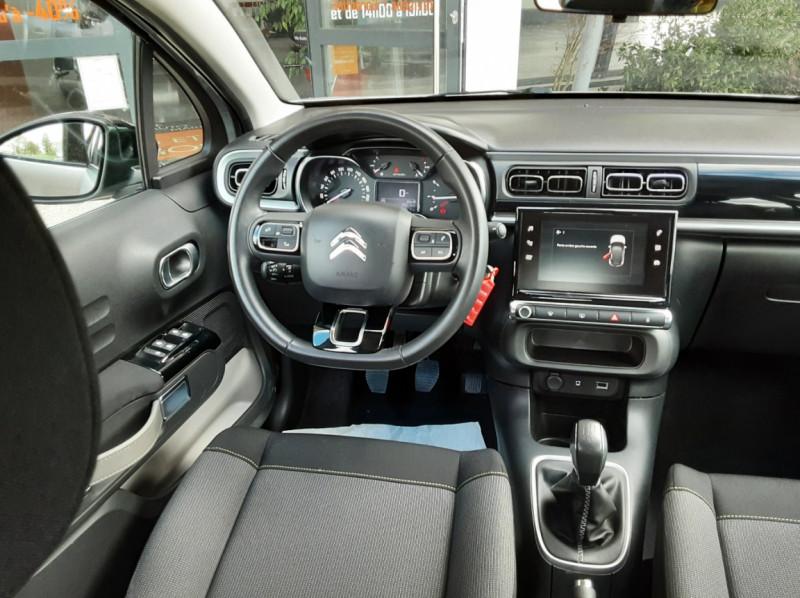 Photo 33 de l'offre de CITROEN C3 BlueHDi 100 SetS Shine Business à 13900€ chez Centrale Auto Marché Mussidan