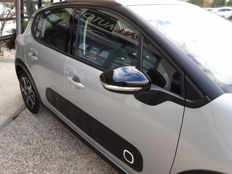 Photo 10 de l'offre de CITROEN C3 BlueHDi 100 SetS Shine Business à 13900€ chez Centrale Auto Marché Mussidan