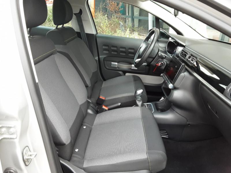 Photo 29 de l'offre de CITROEN C3 BlueHDi 100 SetS Shine Business à 13900€ chez Centrale Auto Marché Mussidan