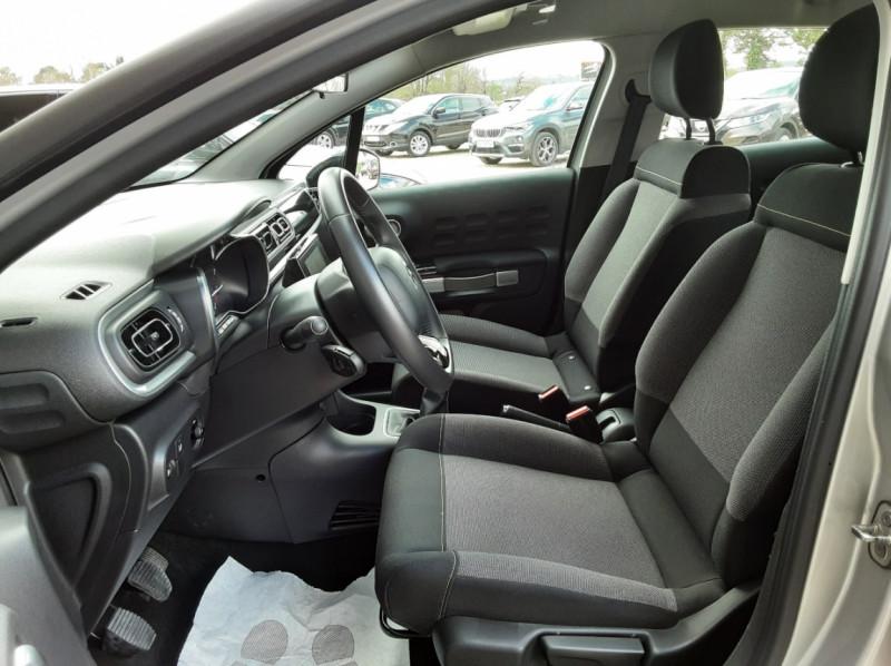 Photo 22 de l'offre de CITROEN C3 BlueHDi 100 SetS Shine Business à 13900€ chez Centrale Auto Marché Mussidan