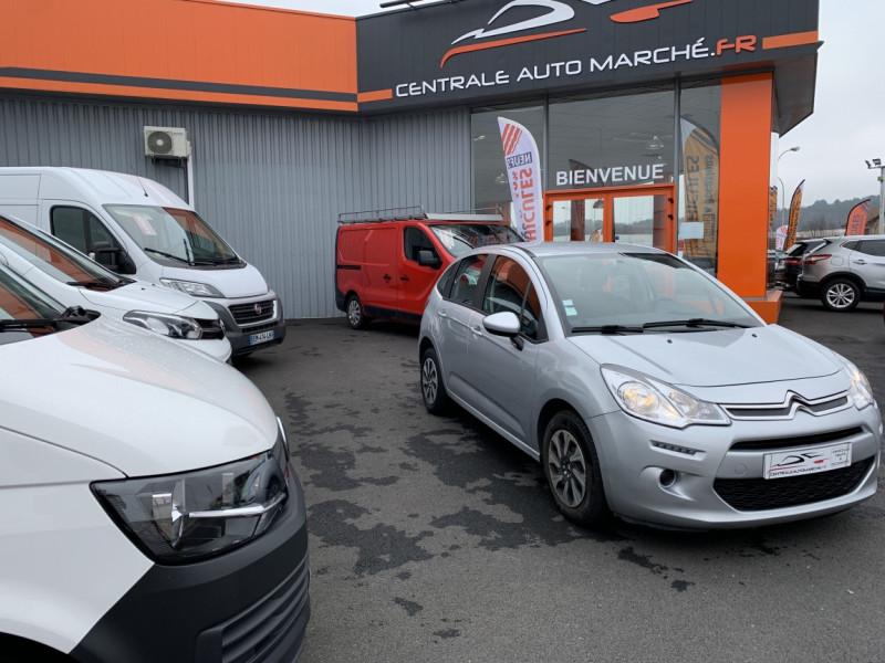 Photo 8 de l'offre de CITROEN C3 SOCIETE BLUEHDI 100 SetS CONFORT à 6990€ chez Centrale Auto Marché Mussidan
