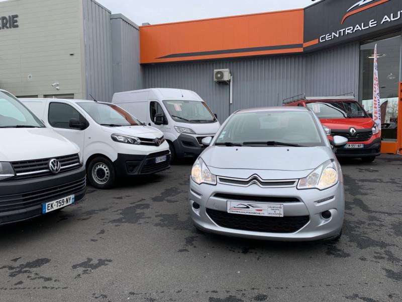 Photo 17 de l'offre de CITROEN C3 SOCIETE BLUEHDI 100 SetS CONFORT à 6990€ chez Centrale Auto Marché Mussidan