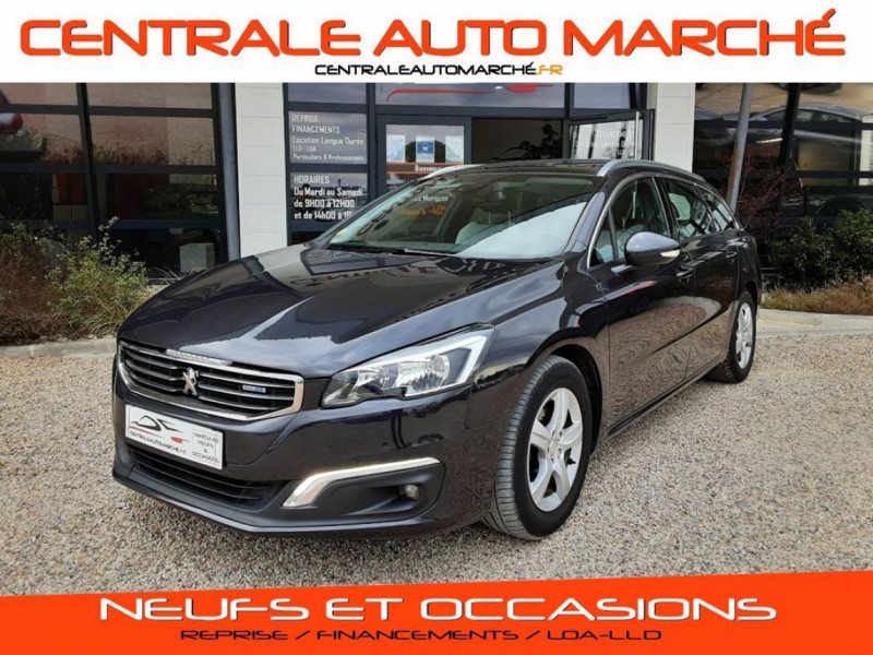 Peugeot 508 SW 1.6 BlueHDi 120ch SetS EAT6 Active Business Diesel  Occasion à vendre