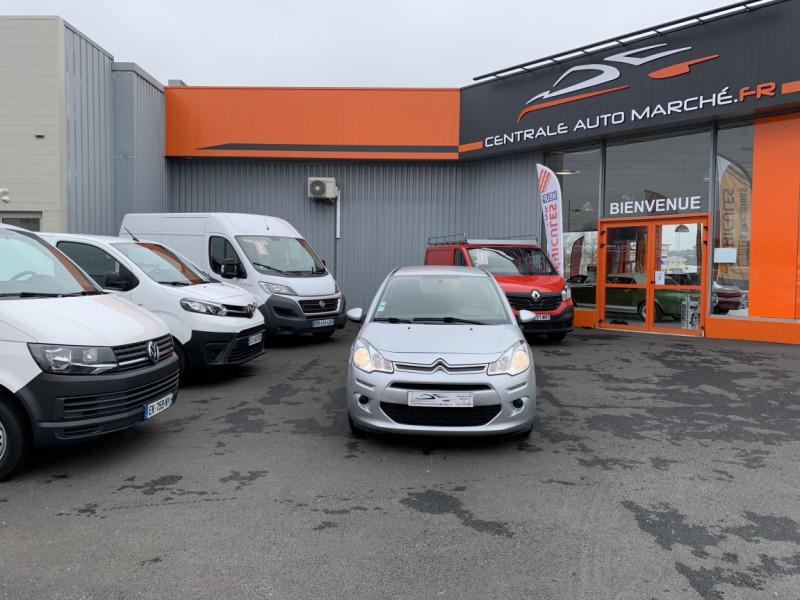 Photo 42 de l'offre de CITROEN C3 SOCIETE BLUEHDI 100 SetS CONFORT à 6990€ chez Centrale Auto Marché Mussidan