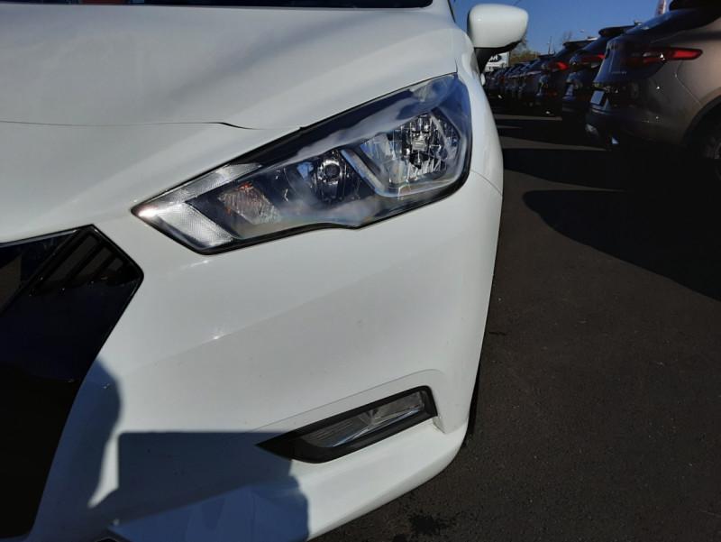 Photo 24 de l'offre de NISSAN MICRA IG-T 90 N-Connecta à 11990€ chez Centrale Auto Marché Mussidan
