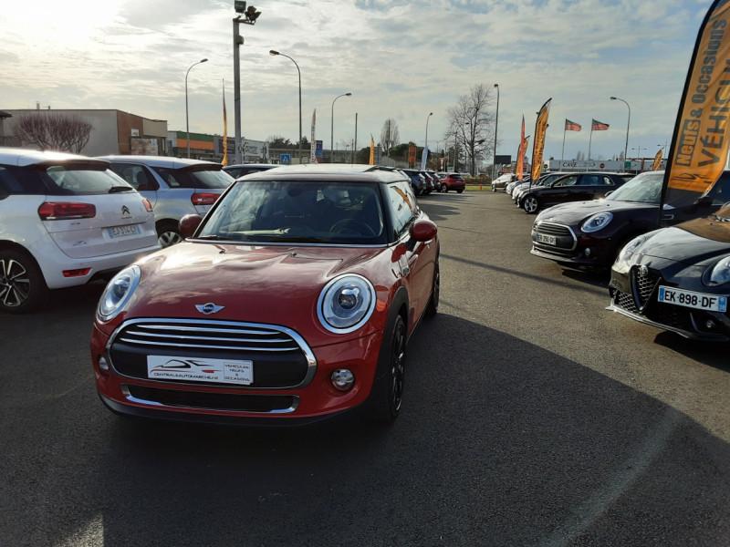 Photo 15 de l'offre de MINI MINI One D 95 ch Edition Blackfriars à 17990€ chez Centrale Auto Marché Mussidan