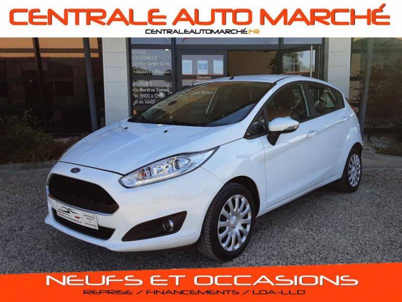 Photo 1 de l'offre de FORD FIESTA 1.25 82 Edition à 9300€ chez Centrale Auto Marché Mussidan