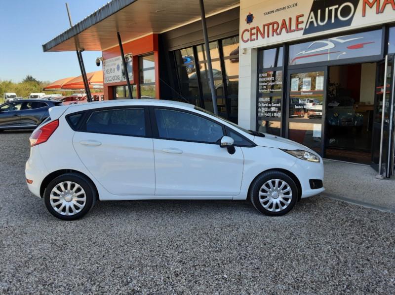 Photo 10 de l'offre de FORD FIESTA 1.25 82 Edition à 9300€ chez Centrale Auto Marché Mussidan