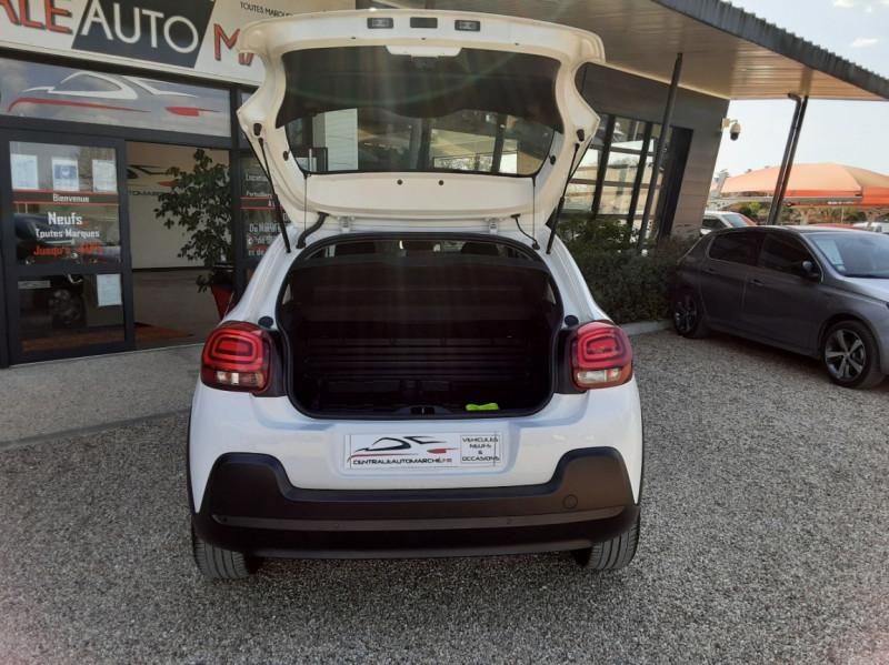 Photo 18 de l'offre de CITROEN C3 SOCIETE BLUEHDI 100 SetS FEEL NAV à 8890€ chez Centrale Auto Marché Mussidan