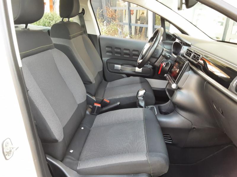 Photo 27 de l'offre de CITROEN C3 SOCIETE BLUEHDI 100 SetS FEEL NAV à 8890€ chez Centrale Auto Marché Mussidan