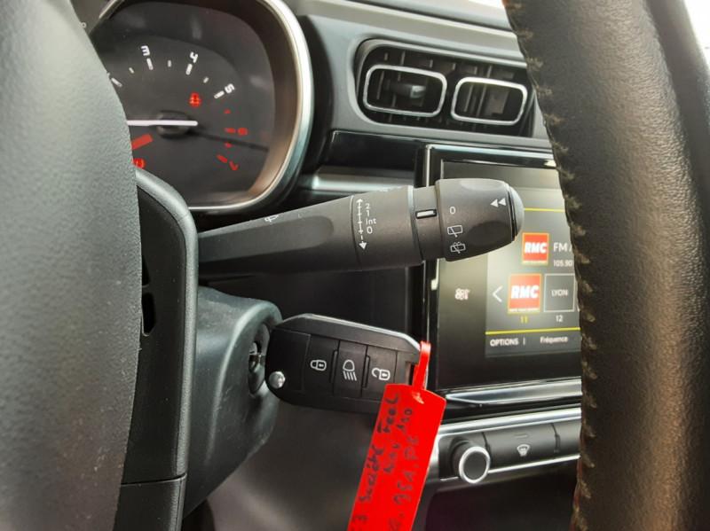 Photo 41 de l'offre de CITROEN C3 SOCIETE BLUEHDI 100 SetS FEEL NAV à 8890€ chez Centrale Auto Marché Mussidan