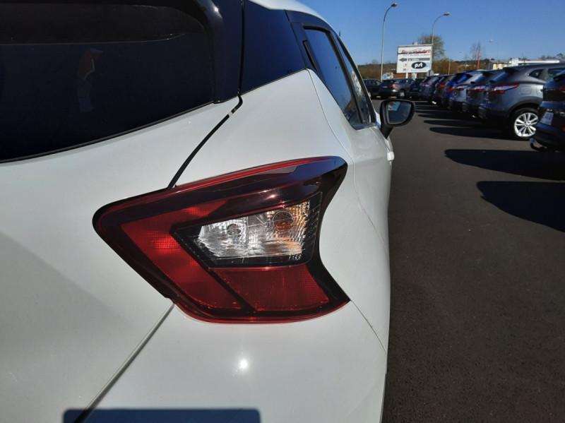 Photo 8 de l'offre de NISSAN MICRA IG-T 90 N-Connecta à 11990€ chez Centrale Auto Marché Mussidan