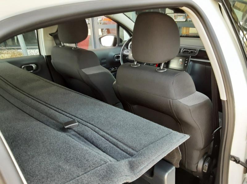 Photo 31 de l'offre de CITROEN C3 SOCIETE BLUEHDI 100 SetS FEEL NAV à 8890€ chez Centrale Auto Marché Mussidan