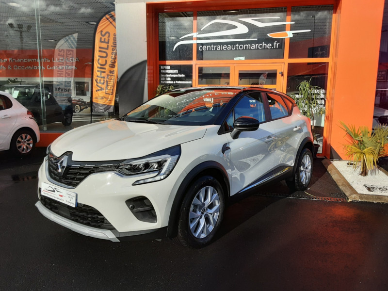 Renault CAPTUR Blue dCi 115 Business Diesel  Neuf à vendre