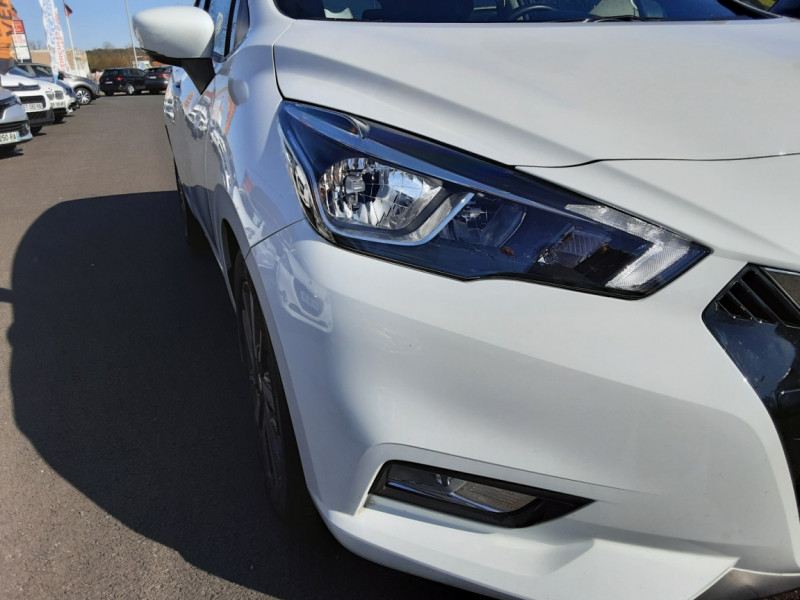 Photo 13 de l'offre de NISSAN MICRA IG-T 90 N-Connecta à 11990€ chez Centrale Auto Marché Mussidan