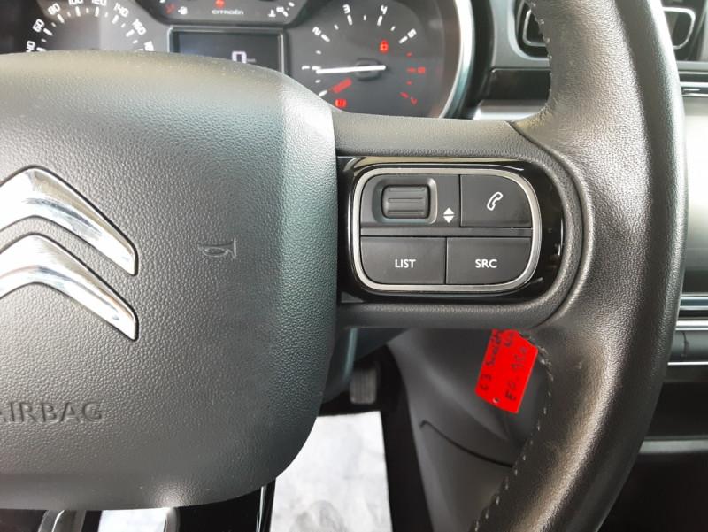 Photo 42 de l'offre de CITROEN C3 SOCIETE BLUEHDI 100 SetS FEEL NAV à 8890€ chez Centrale Auto Marché Mussidan