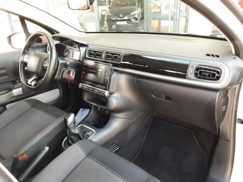 Photo 28 de l'offre de CITROEN C3 SOCIETE BLUEHDI 100 SetS FEEL NAV à 8890€ chez Centrale Auto Marché Mussidan