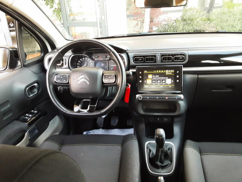 Photo 36 de l'offre de CITROEN C3 SOCIETE BLUEHDI 100 SetS FEEL NAV à 8890€ chez Centrale Auto Marché Mussidan