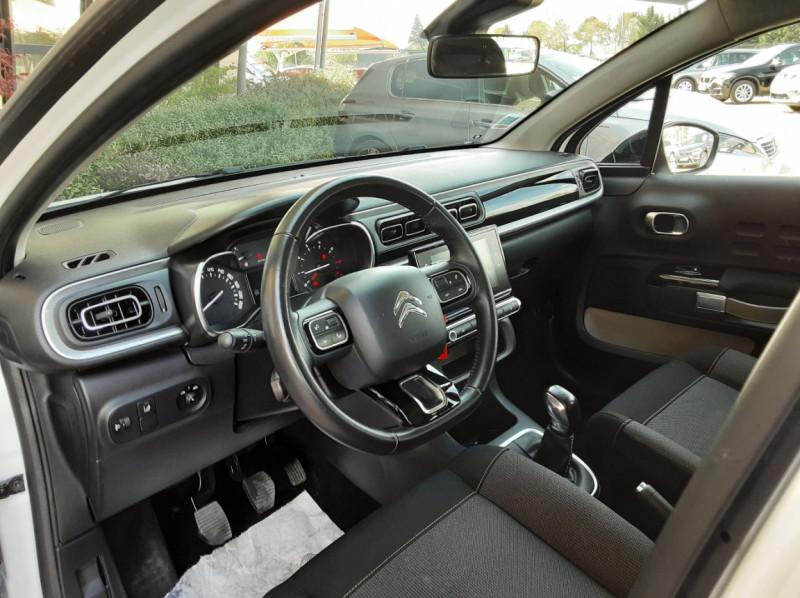 Photo 22 de l'offre de CITROEN C3 SOCIETE BLUEHDI 100 SetS FEEL NAV à 8890€ chez Centrale Auto Marché Mussidan