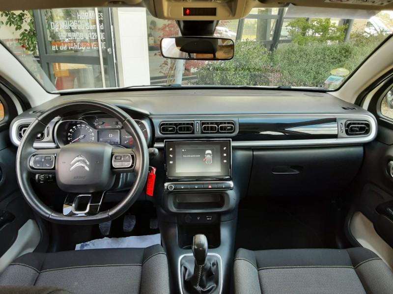 Photo 32 de l'offre de CITROEN C3 SOCIETE BLUEHDI 100 SetS FEEL NAV à 8890€ chez Centrale Auto Marché Mussidan