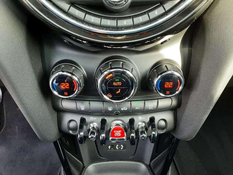 Photo 21 de l'offre de MINI MINI One D 95 ch Edition Blackfriars à 17990€ chez Centrale Auto Marché Mussidan