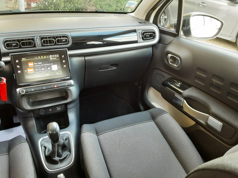 Photo 38 de l'offre de CITROEN C3 SOCIETE BLUEHDI 100 SetS FEEL NAV à 8890€ chez Centrale Auto Marché Mussidan