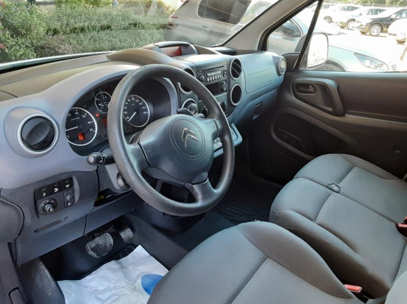 Photo 22 de l'offre de CITROEN BERLINGO 20 L1 e-HDi 90 CLUB ETG6 à 9800€ chez Centrale Auto Marché Mussidan