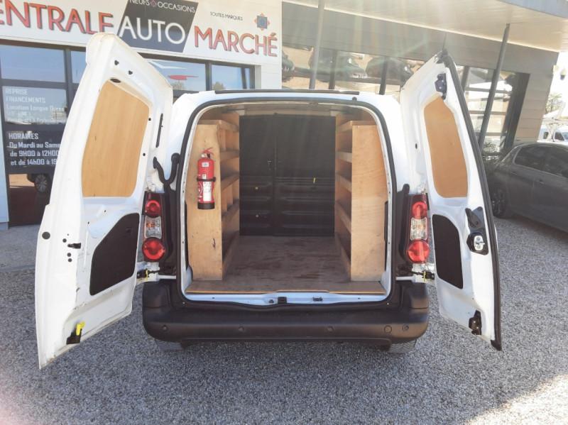 Photo 15 de l'offre de CITROEN BERLINGO 20 L1 e-HDi 90 CLUB ETG6 à 9800€ chez Centrale Auto Marché Mussidan