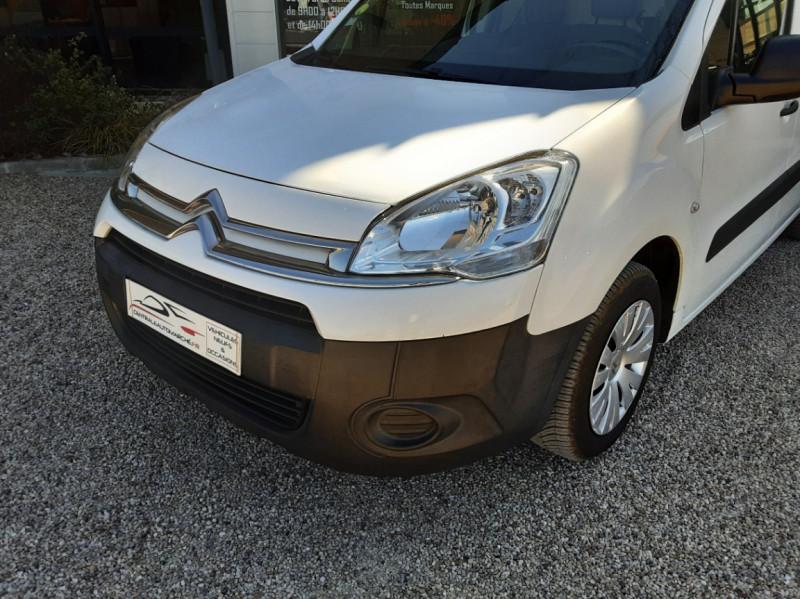 Photo 4 de l'offre de CITROEN BERLINGO 20 L1 e-HDi 90 CLUB ETG6 à 9800€ chez Centrale Auto Marché Mussidan