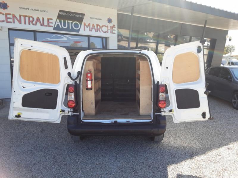 Photo 23 de l'offre de CITROEN BERLINGO 20 L1 e-HDi 90 CLUB ETG6 à 9800€ chez Centrale Auto Marché Mussidan