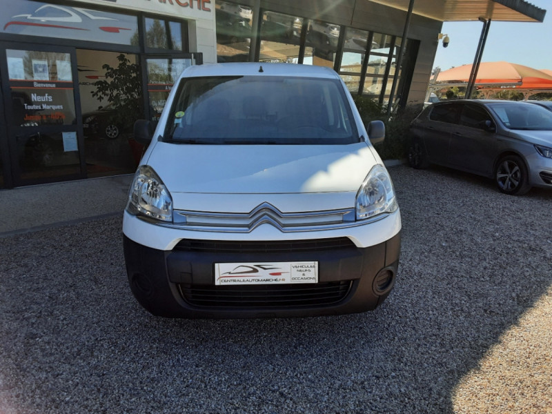 Photo 3 de l'offre de CITROEN BERLINGO 20 L1 e-HDi 90 CLUB ETG6 à 9800€ chez Centrale Auto Marché Mussidan