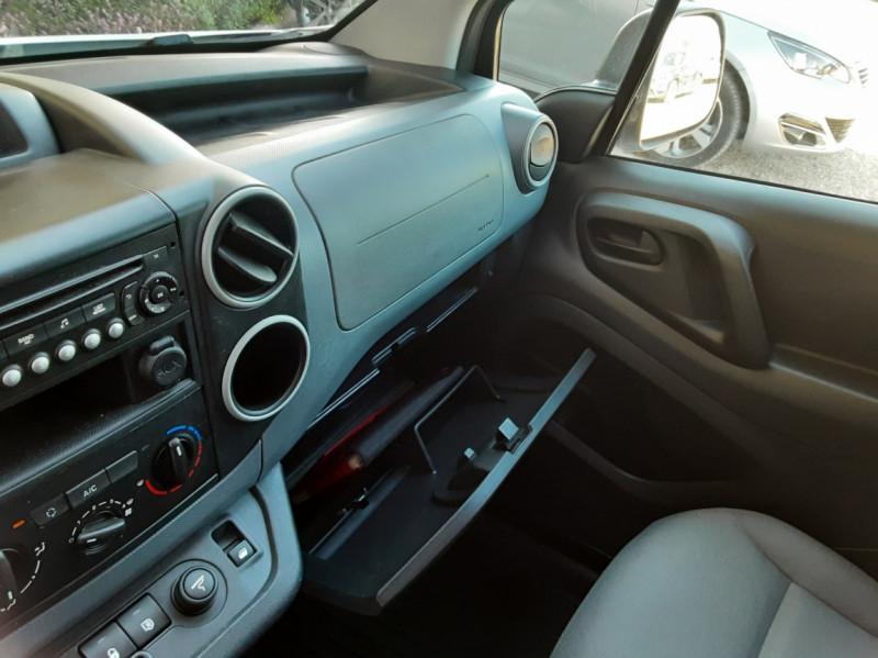 Photo 47 de l'offre de CITROEN BERLINGO 20 L1 e-HDi 90 CLUB ETG6 à 9800€ chez Centrale Auto Marché Mussidan