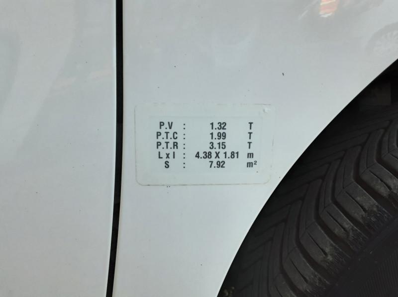 Photo 10 de l'offre de CITROEN BERLINGO 20 L1 e-HDi 90 CLUB ETG6 à 9800€ chez Centrale Auto Marché Mussidan