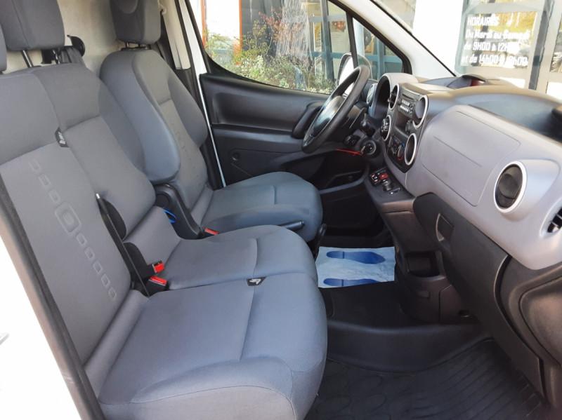 Photo 29 de l'offre de CITROEN BERLINGO 20 L1 e-HDi 90 CLUB ETG6 à 9800€ chez Centrale Auto Marché Mussidan