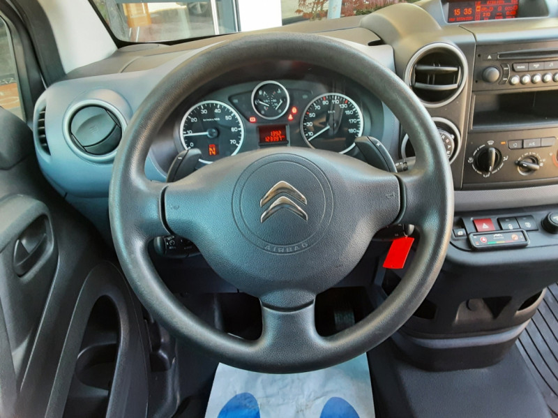 Photo 32 de l'offre de CITROEN BERLINGO 20 L1 e-HDi 90 CLUB ETG6 à 9800€ chez Centrale Auto Marché Mussidan