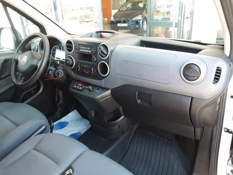 Photo 31 de l'offre de CITROEN BERLINGO 20 L1 e-HDi 90 CLUB ETG6 à 9800€ chez Centrale Auto Marché Mussidan