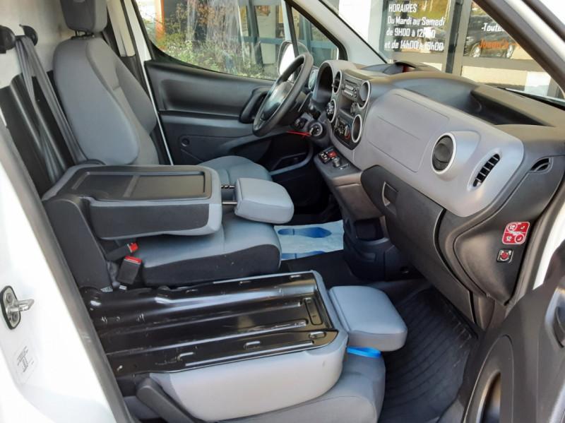 Photo 30 de l'offre de CITROEN BERLINGO 20 L1 e-HDi 90 CLUB ETG6 à 9800€ chez Centrale Auto Marché Mussidan