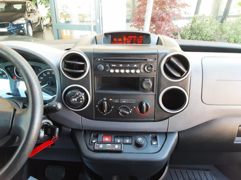 Photo 37 de l'offre de CITROEN BERLINGO 20 L1 e-HDi 90 CLUB ETG6 à 9800€ chez Centrale Auto Marché Mussidan